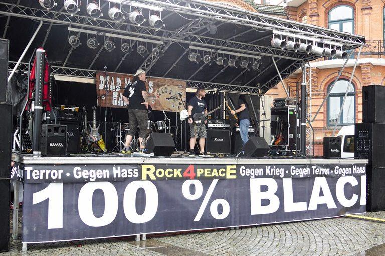 Rock4Peace – Lauter denn je trotz Norddeutsch – Schiet – Wetter!