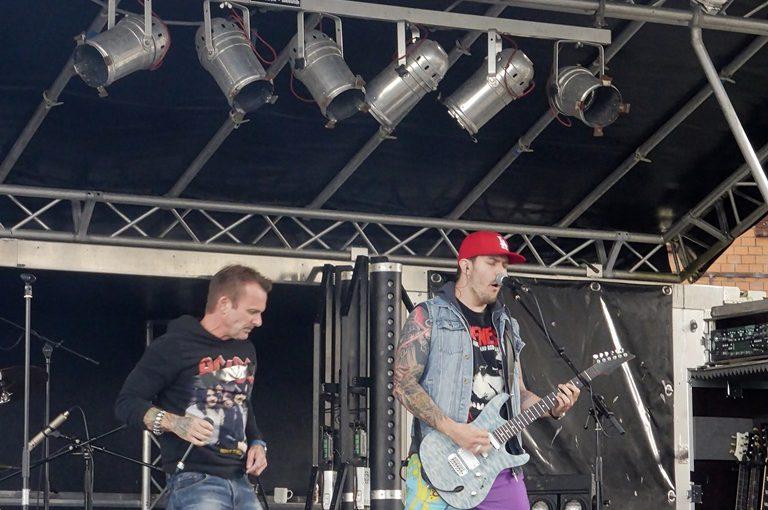 5 Kleine Jägermeister @ Rock4Peace Festival Flensburg 09.09.17