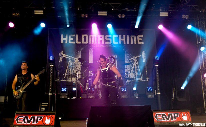 Heldmaschine @ Amphi Festival