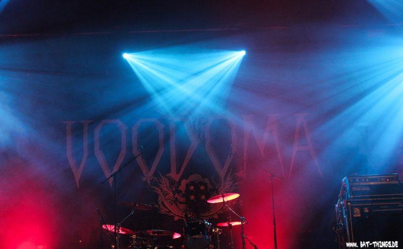 Voodoma @ Black Castle Festival